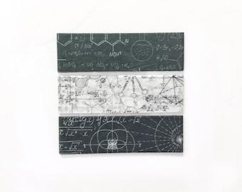 Formulas and Equations Washi Sampler