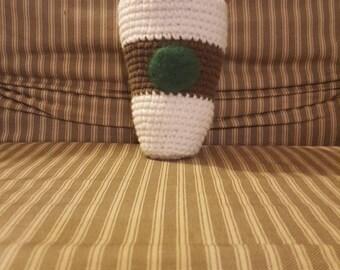 Cute Crochet Coffee