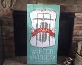 Warm Winter Wishes Christ...