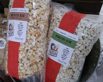 XL Bag of Gourmet Popcorn - Made in Vermont