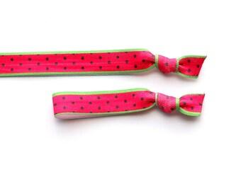 JUICY - Set - One Hair Tie & One Headband...  Comfort Elastic Headbands