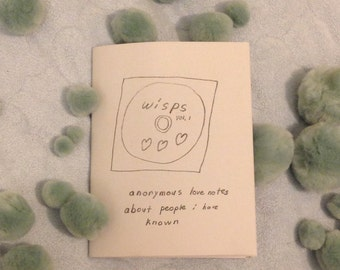 WISPS mini zine