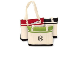 Custom list for 8 - Personalized tote bag - Windjammer