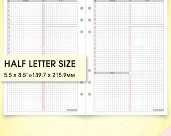 Half Inch Graph Paper Template | Half Inch Graph Paper Printable Free Regular Graphing Paper Graph