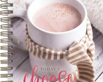 Today I Choose to be Grateful Journal