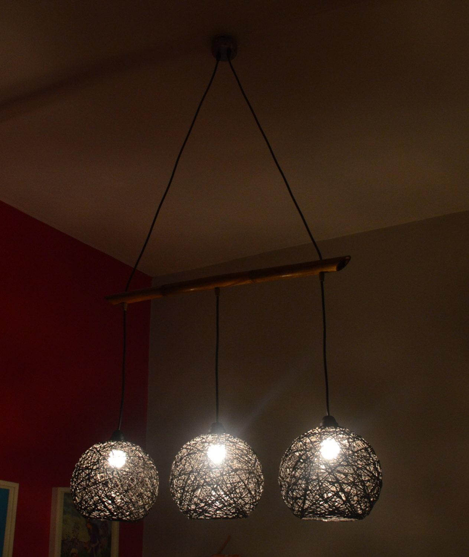 Rustic chandelier lighting triple chandelier lamp string zoom arubaitofo Images