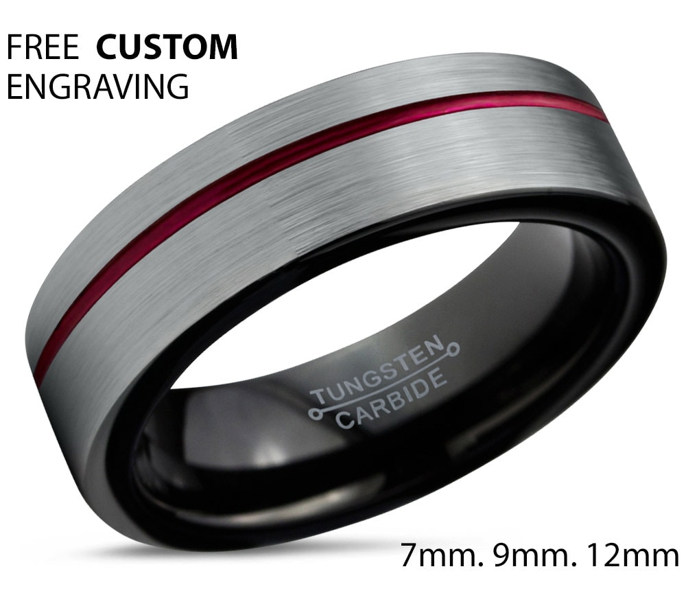 cz black xuqawyl jewelry search rings filled dark ruby red gold round junxin images