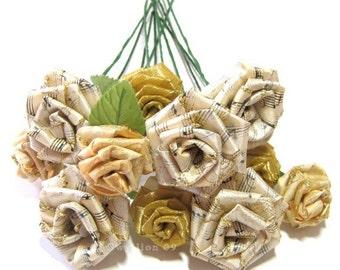 Sweet Tunes Rose Bouquet