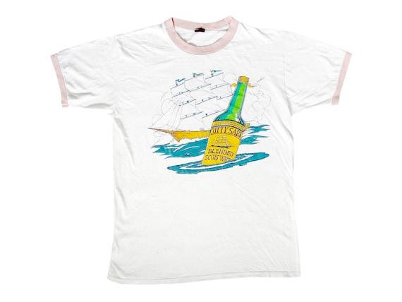 Cutty Sark Ringer T-Shirt