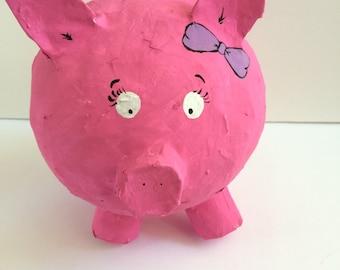 Piggy Bank Pinata - Unique Piggy Bank