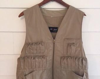 Vintage Red Head Squaltex Mark II Hunting Vest