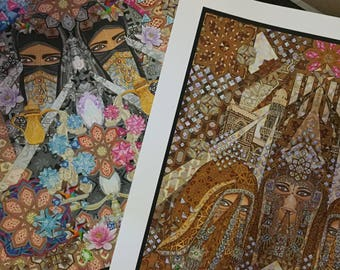 Giclee Art Prints~ please indicate which one you want in a message.  Thanks