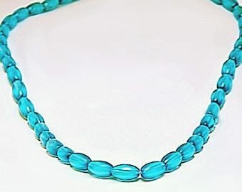 Sea Dream- vintage glass beads