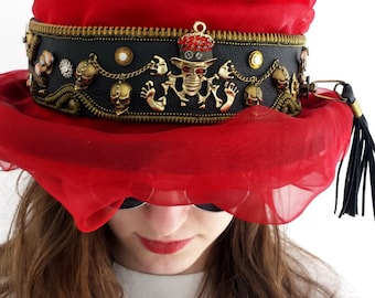 Steampunk Hat Band