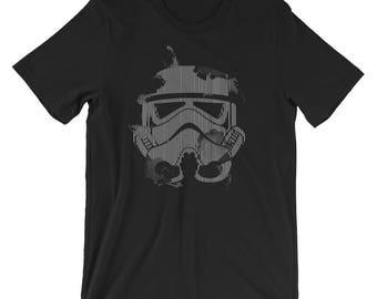 Stormtrooper Lines T-Shirt