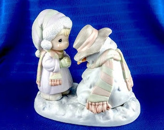 We're Going To Miss You - Precious Moments Figurine