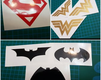 Super Hero Sticker Pack