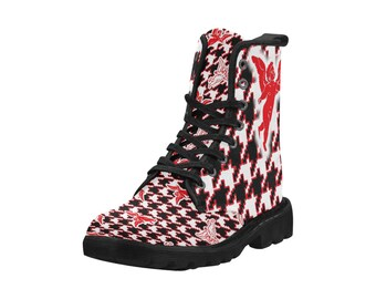 StoothDrip Boots RED