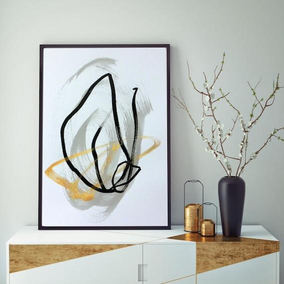 Peinture minimaliste art abstrait peinture abstraite tableau for Tableau minimaliste