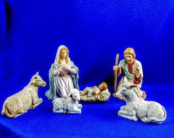 Lefton Nativity Set