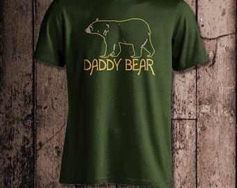 Daddy Bear | Men's tshirt