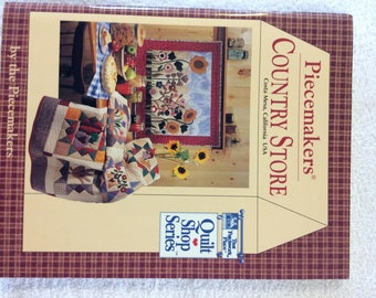 Piecemakers Country Store-Craft book