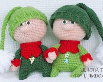 Amigurumi Christmas : Christmas amigurumi etsy