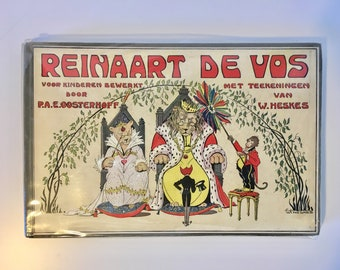 Illustrated book - Oosterhoff - your - 1922 Reinaart