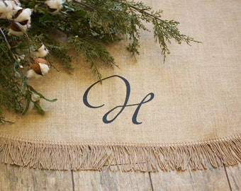 """Christmas Tree Skirt 
