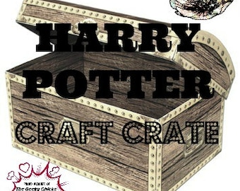 Harry Potter Craft Crate Mystery Box