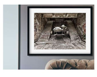 Abandonment Issues -Limited Edition Gallery Print