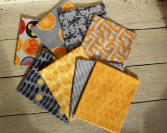 Terra Australis 2 Yellow Fat Quarter Pack