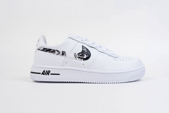 Nike Air Force 1 Clip Bruissement Personnalisable