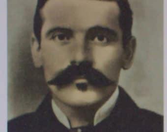 Doc Holliday Notecard