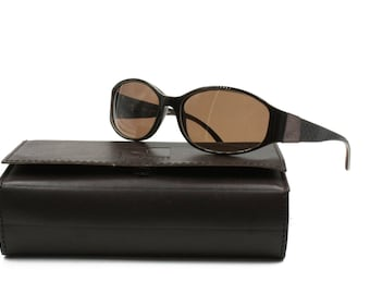 Hugo Boss HB 11866  sunglasses biker wrapping // Oval wrapping shades // Rare sunglasses NOS 1990s