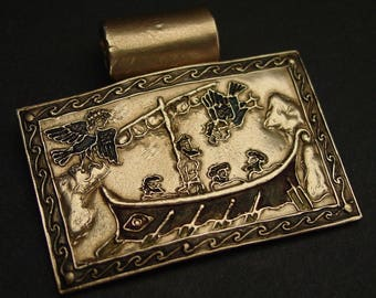 Odysseus | Ulysses and the Sirens | Pendant