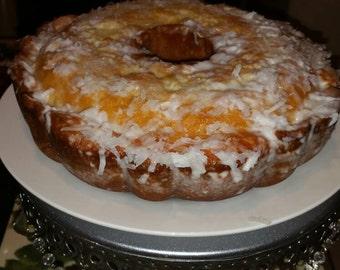 Amazing, Delicious Coconut BUNDT CAKE