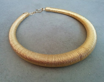 Wedding Necklace, Wedding Jewelry, Bridal Necklace, Gold Collar Necklace, Bridal Jewelry, Gold Necklace, Collar Necklace, Statement Necklace