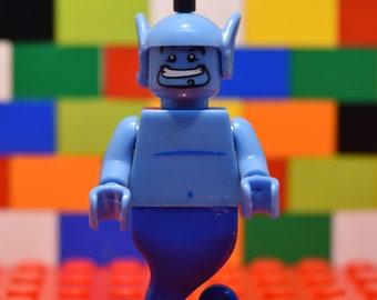 Genie - Lego Brooch Pin