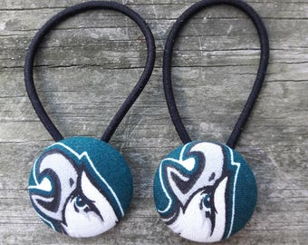 Philly Eagles Ponytail Holders Philadelphia