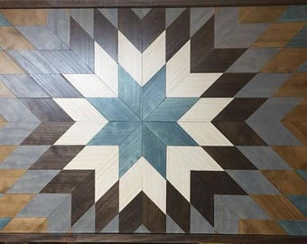 Prairie Star Wall art