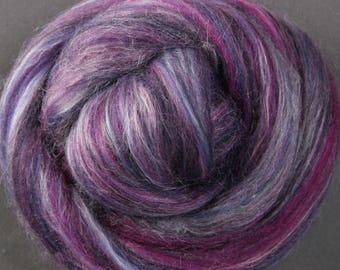 Silk/Merino blend Juniper