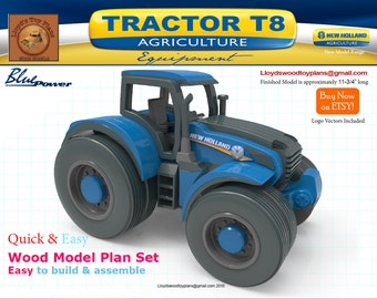 Tractor T8