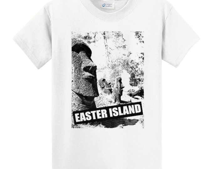 Easter Island Travel T-Shirt