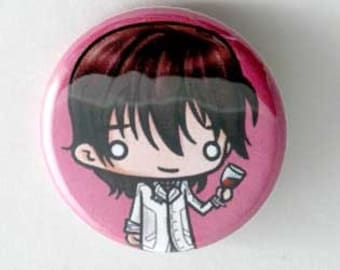 Vampire Knight - Kaname Button