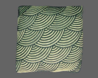 She Sells Sea Shells - Illusion Knitting - PDF pattern