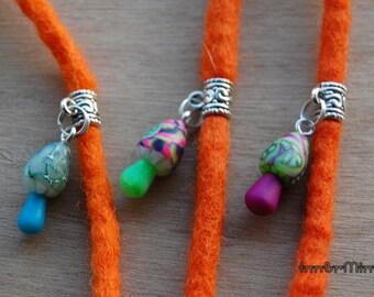 UV Dread beads