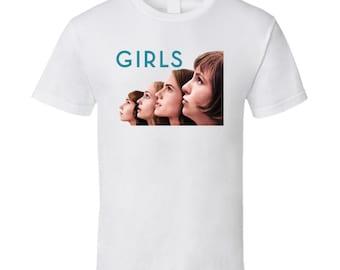 Girls Drama Comedy Lena Dunham Tv Show Fan T Shirt