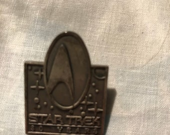 Star Trek Pins 3 Vintage