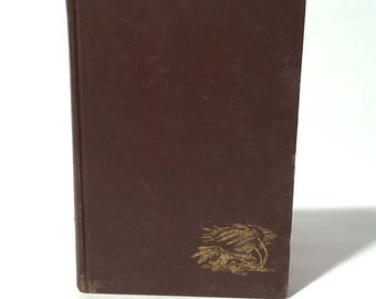 Vintage 1940s Hardcover Science Textbook 'Causes of Catastrophe: Earthquakes, Volcanoes, Tidal Waves and Hurricanes. L. Don Leet
